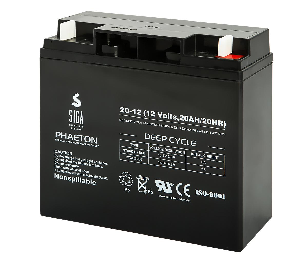 Siga Batterien Erfahrungen